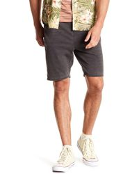 Tavik - Post Drawstring Waist Shorts - Lyst