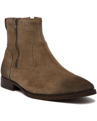 Call It Spring | Creissenc Suede Boot | Lyst