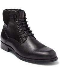 Zanzara Warnor Leather Boot - Black