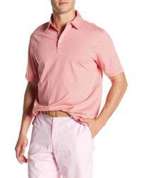 Peter Millar - Crown Soft Stripe Polo - Lyst