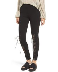 4si3nna - L'academie Lace-up Pants - Lyst