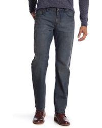 John Varvatos - Authentic Fit Jeans - Lyst