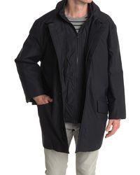 J.Crew Gilet Zip Front Insulated Jacket - Blue