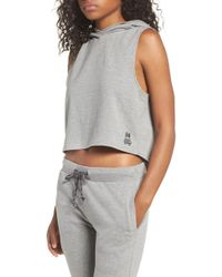 Psycho Bunny - Muscle Sleeveless Hoodie - Lyst