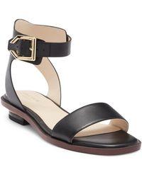 Cole Haan - Avani Leather Sandal - Lyst