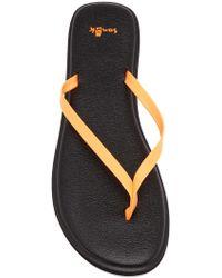 Sanuk - Yoga Bliss Sandal - Lyst