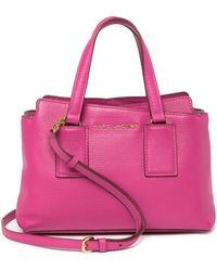 Marc Jacobs - Mini Double-edge Crossbody - Lyst