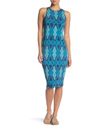 Tori Richard - Karley Sleeveless Dress - Lyst