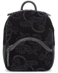 Max Studio Alema Dome Backpack - Black