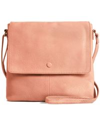Day & Mood Malou Maxi Crossbody Bag - Pink