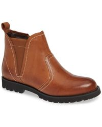 David Tate Reserve Lugged Bootie - Multiple Widths Available - Brown