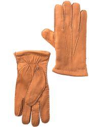 Hestra - Matthew Deerskin Leather Gloves - Lyst