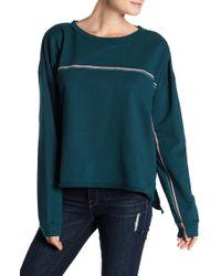 George Loves - Boxy Sweatshirt - Lyst