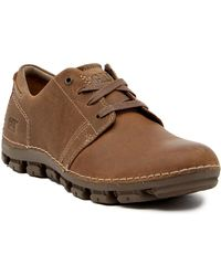Caterpillar - Mitigate Leather Oxford Sneaker - Lyst