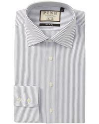 Thomas Pink - Slim Fit Llewellyn Dress Shirt - Lyst