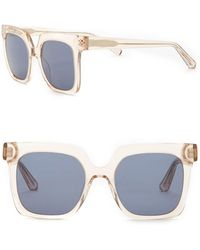 Elizabeth and James - Rae 51mm Square Sunglasses - Lyst