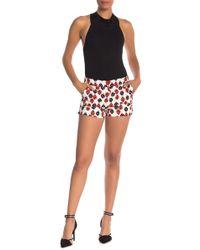 Trina Turk - Corbin Ladybug Print Shorts - Lyst