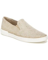Naturalizer Zola Leather Slip-on Sneaker - Wide Width Available - Multicolour