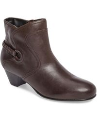 David Tate - Chica Ankle Boot (women) - Lyst