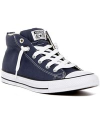 41756c2d4718 Lyst - Converse Chuck Taylor Spec Hi Sneaker (unisex) in Blue for Men