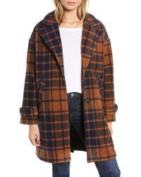 Heartloom Kai Long Coat - Multicolor