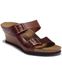 Birkenstock - Emina Wedge Sandal - Discontinued - Lyst