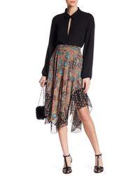 Eva Franco - Jazmine Paisley Skirt - Lyst