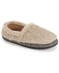 Woolrich - Whitecap Fleecey Slippers - Lyst