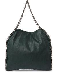 Stella McCartney Falabella Small Tote Bag - Green