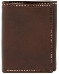 Tommy Bahama - Aruba Trifold Leather Wallet - Lyst