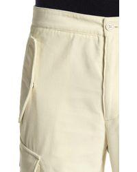 Moncler Corduroy Pants - Natural