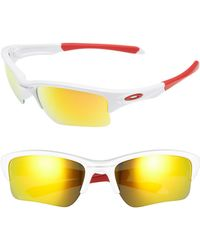Oakley - Quarter Jacket Prizm(tm) 61mm Semi-rimless Sunglasses - Lyst