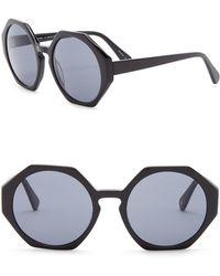 Joe's Jeans - Geo 56mm Sunglasses - Lyst