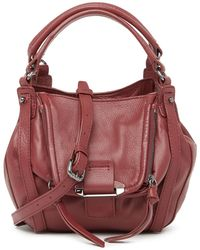 Kooba Mini Jonnie Leather Shoulder Bag - Multicolor