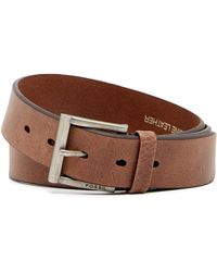 Fossil | Robinson Leather Belt | Lyst