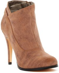 Michael Antonio Whax Ankle Bootie - Brown