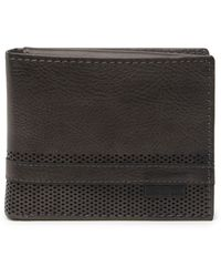 Kenneth Cole Rfid Queens Passcase Wallet - Multicolor