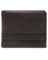 Kenneth Cole Rfid Queens Passcase Wallet - Multicolor