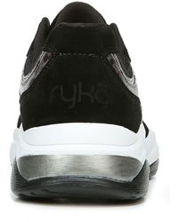 Ryka Nova Lace-up Sneaker - Black