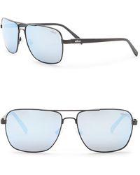 Revo - Peak Polarized 59mm Navigator Sunglasses - Lyst