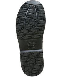 Dr. Scholls Winder Ii Slip Resistant Loafer - Black