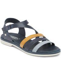 Pikolinos - Ondara Leather Sandal - Lyst