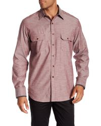Robert Graham - Upstate Woven Classic Fit Shirt - Lyst