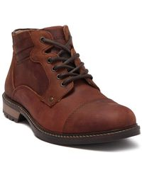 ALDO Beult Lace-up Boot - Brown