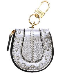 Aimee Kestenberg - Genny Leather Coin Pouch Keychain - Lyst