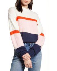 Rebecca Minkoff Liliana Striped Sweater - Multicolor