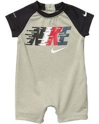Nike Dri-fit Sport Romper (baby Boys)