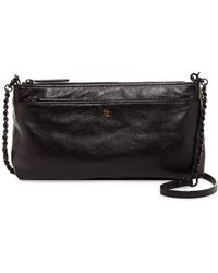 Elliott Lucca - Lucca Convertible Leather Crossbody - Lyst