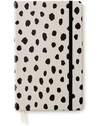 Kate Spade - Flamingo Dot Take Note Large Notebook - Lyst