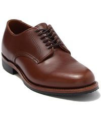 Red Wing Williston Leather Derby - Factory Second - Brown